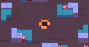 Карта MUSHROOM CAVE в режиме Smash & Grab (Удар и захват)
