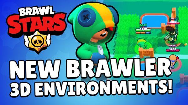 Новый броулер и глобальный релиз Brawl Stars