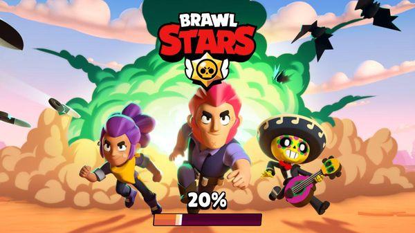 Brawl Stars v.13.283 на андройд с Леоном