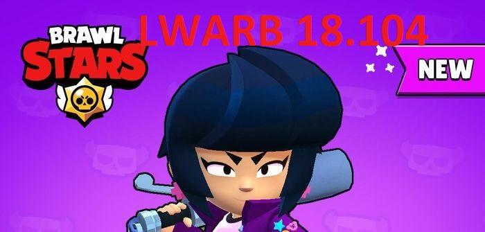 Lwarb beta с биби Brawl Stars bibi